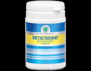 Метаглюфит - нормализация углеводного обмена