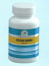 Полигамин - профилактика эректильной дисфункции у мужчин