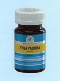 Ультраклиа - активная защита органа зрения