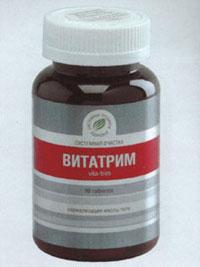 Вита Трим - натуральный препарат для похудения